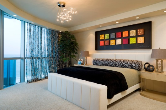 Master Bedroom A MATTER OF SHAPE 3